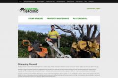 stumping-ground