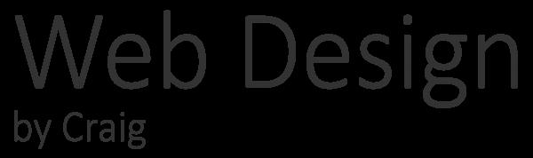 web design by Craig websites and hosting ormeau